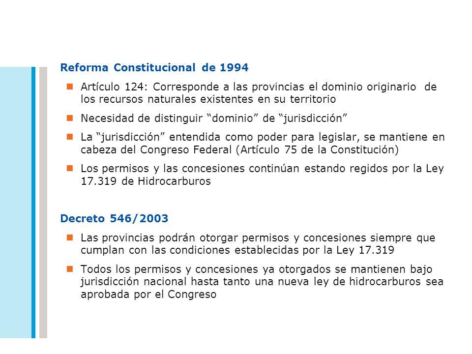 Reforma Constitucional de 1994