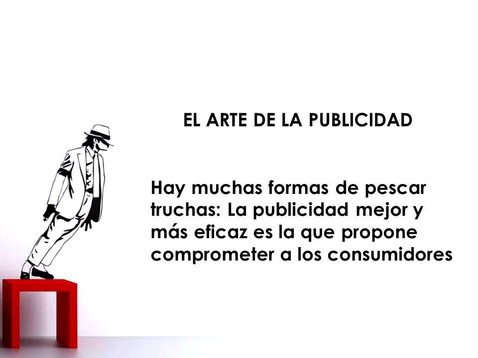 EL ARTE DE LA PUBLICIDAD