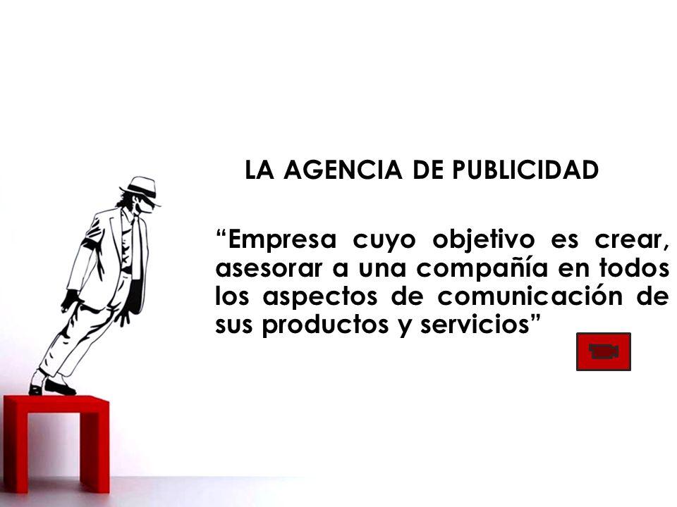 LA AGENCIA DE PUBLICIDAD