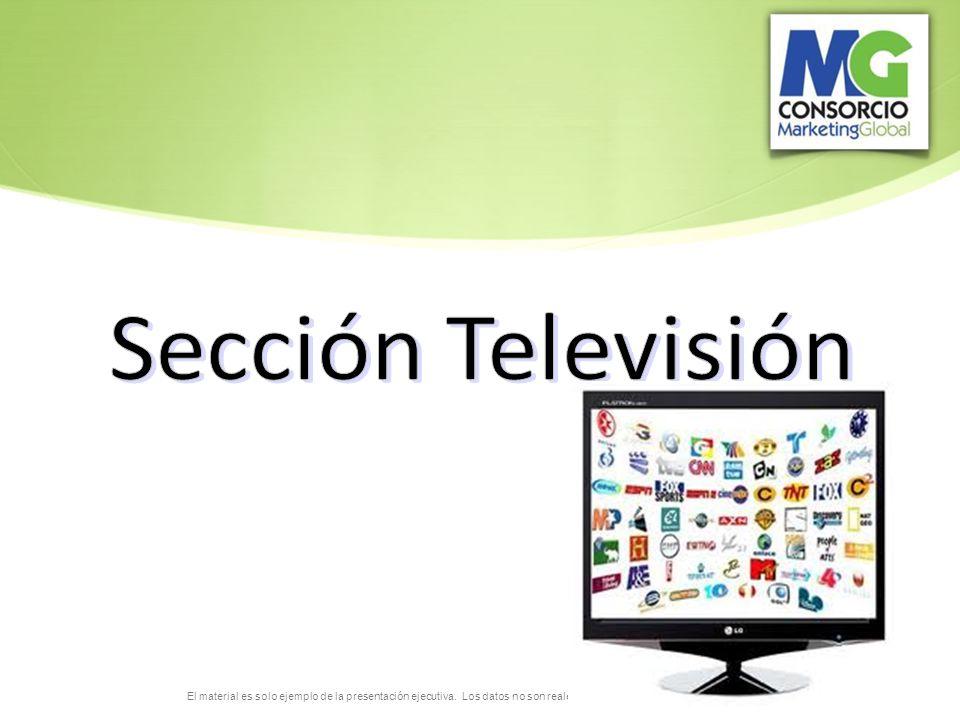 Sección Televisión