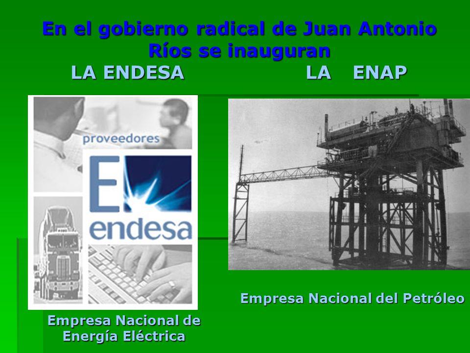 Empresa Nacional de Energía Eléctrica