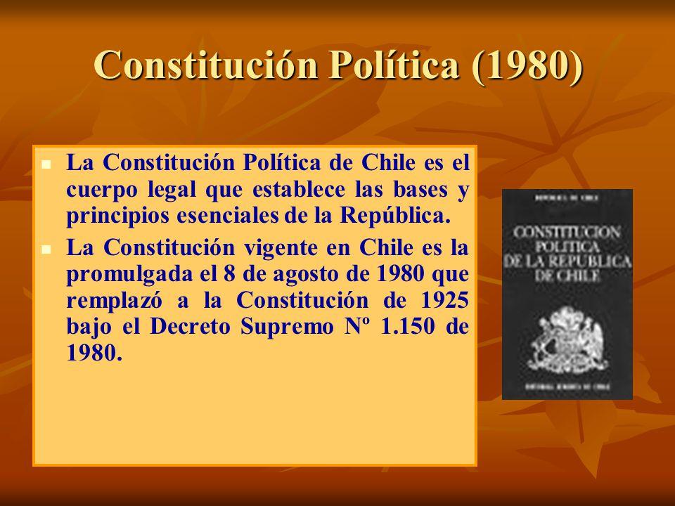 Constitución Política (1980)