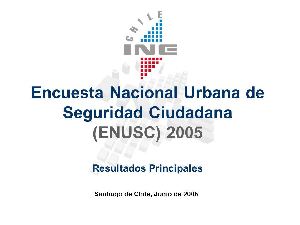 Santiago de Chile, Junio de 2006