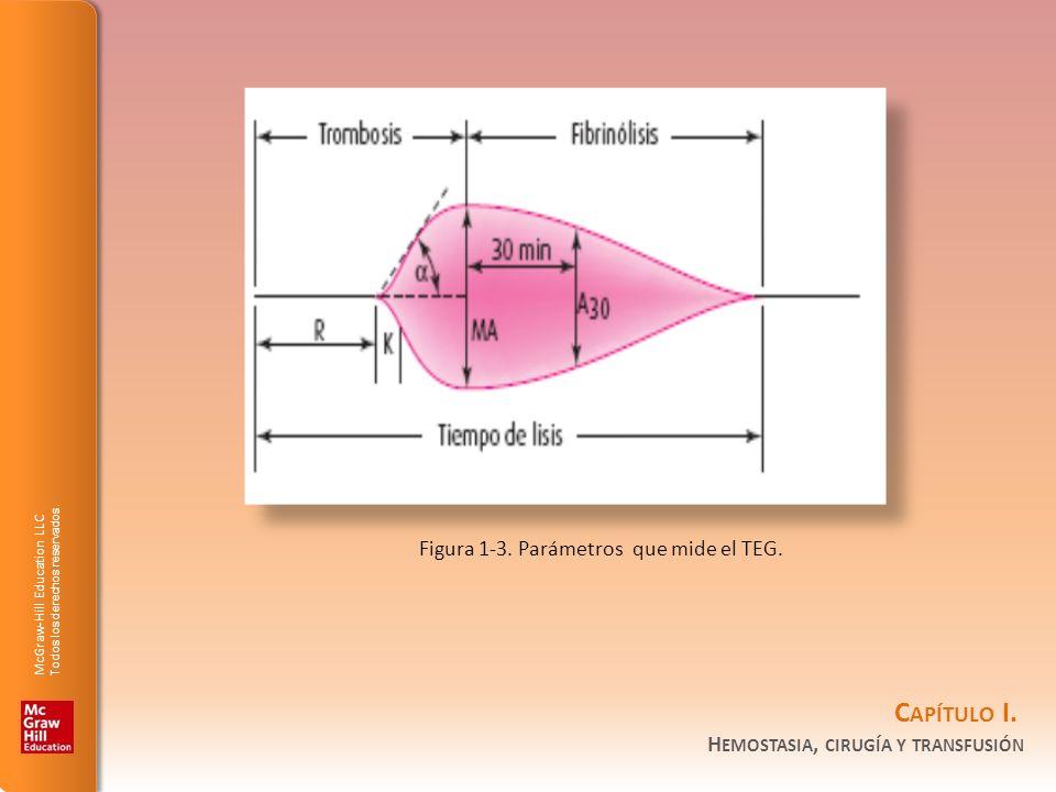 Figura 1-3. Parámetros que mide el TEG.
