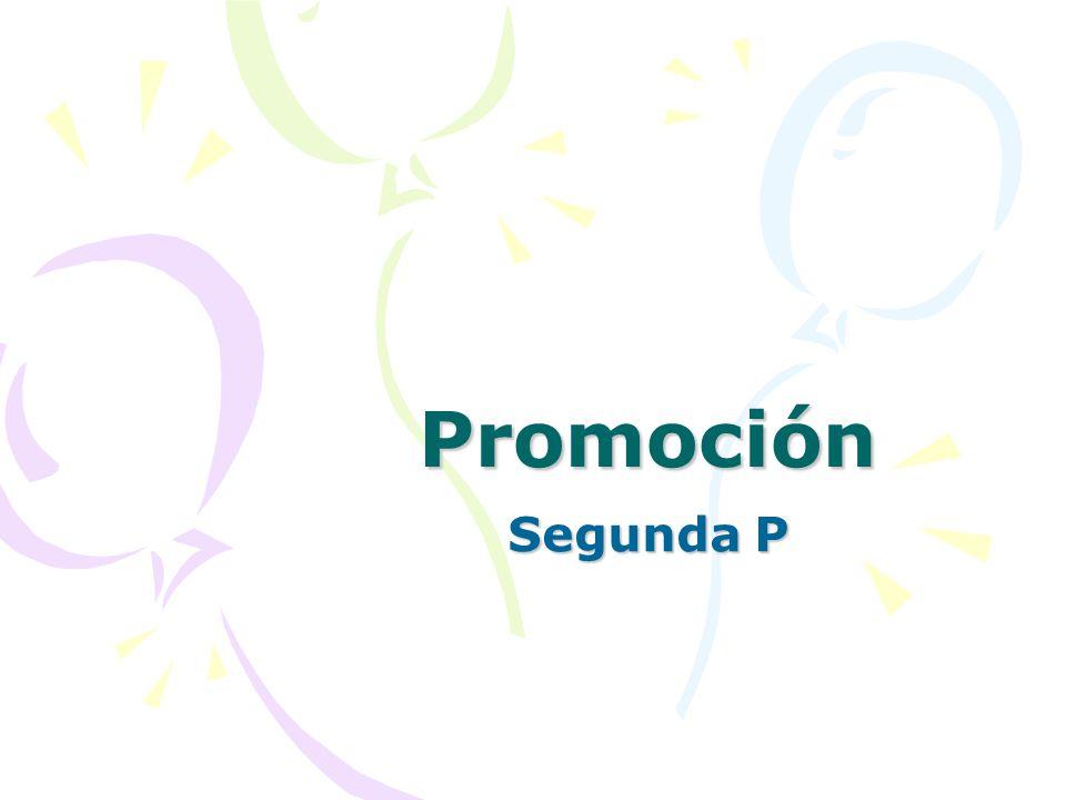 Promoción Segunda P