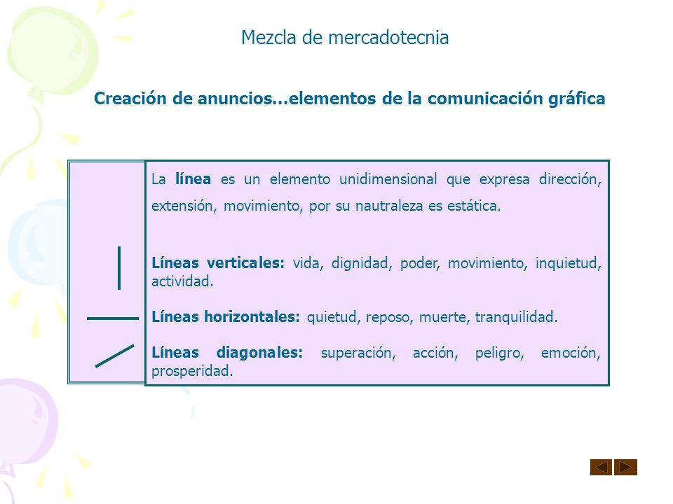 Creación de anuncios...elementos de la comunicación gráfica