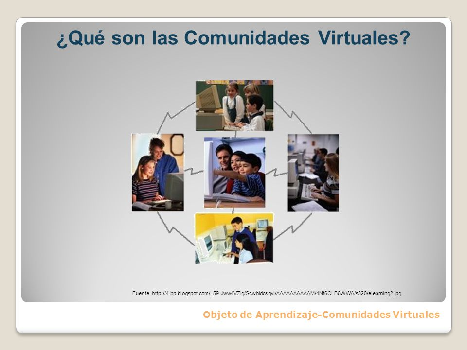¿Qué son las Comunidades Virtuales