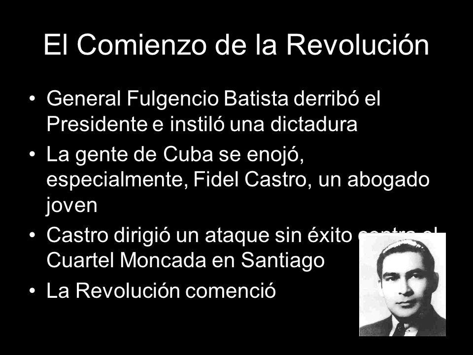 El Comienzo de la Revolución