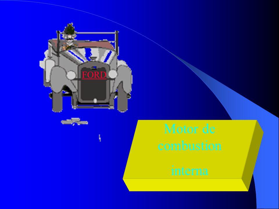 FORD Motor de combustion interna