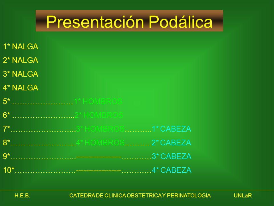 Presentación Podálica