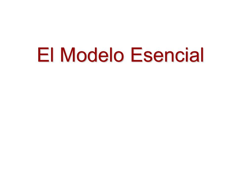 El Modelo Esencial