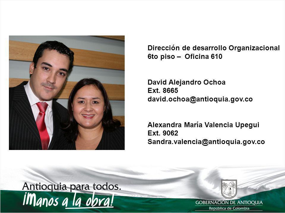 Dirección de desarrollo Organizacional