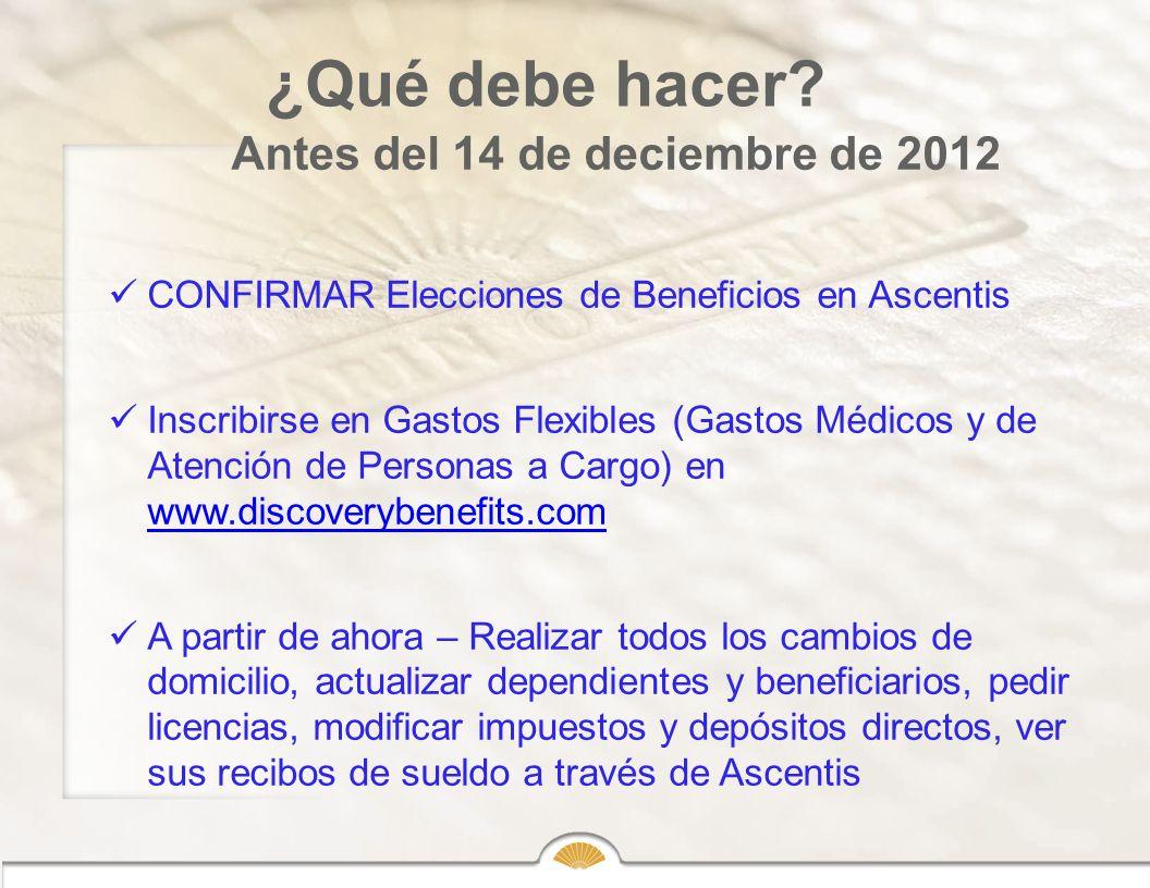 Antes del 14 de deciembre de 2012