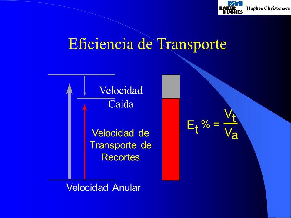 Eficiencia de Transporte