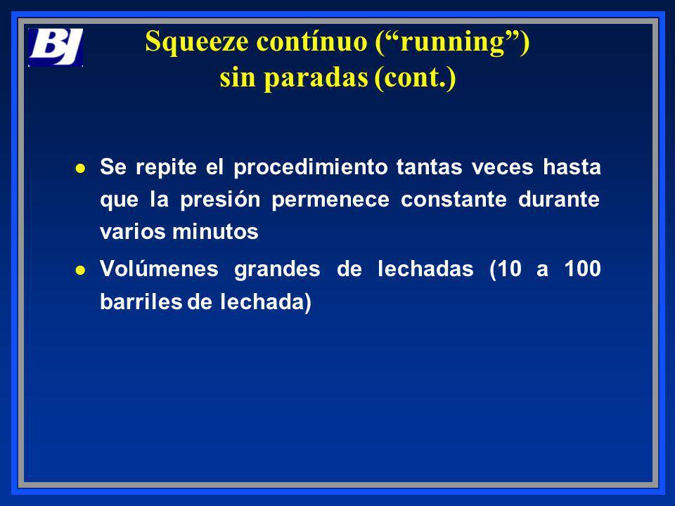Squeeze contínuo ( running ) sin paradas (cont.)