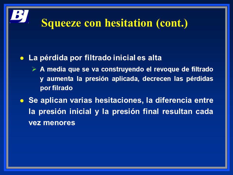 Squeeze con hesitation (cont.)