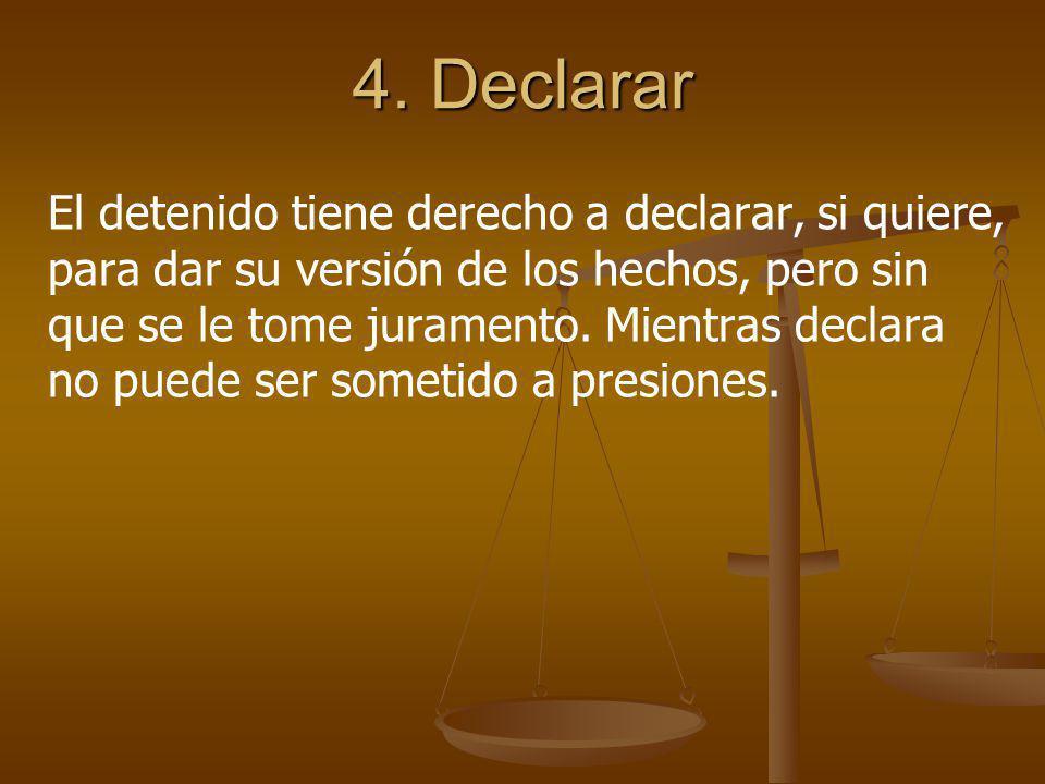 4. Declarar