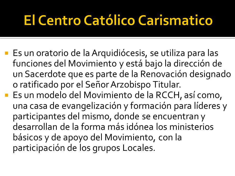El Centro Católico Carismatico