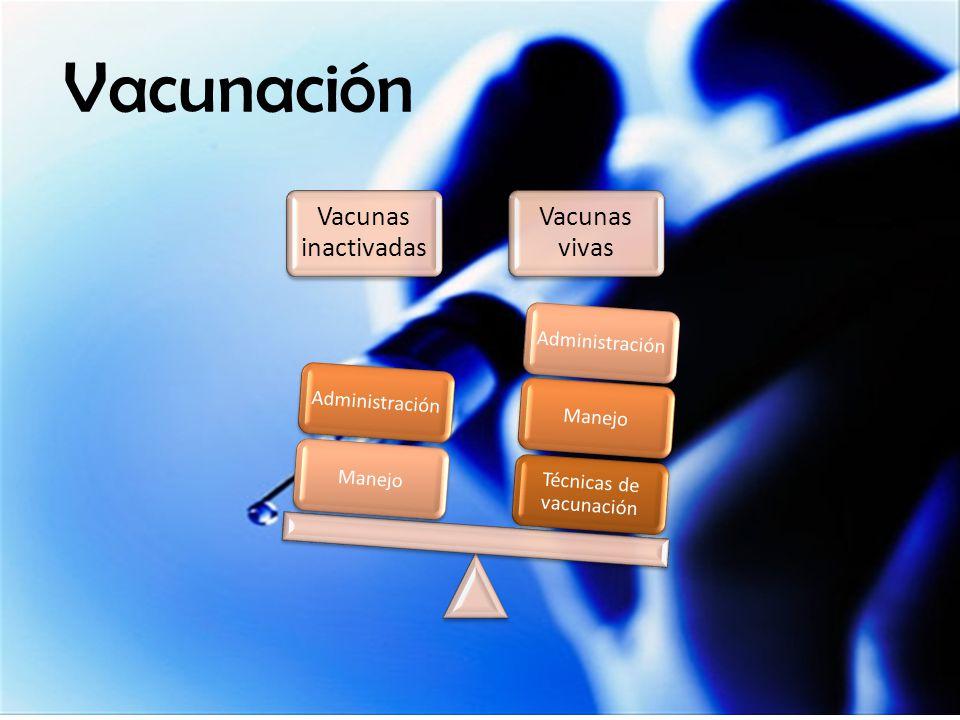 Técnicas de vacunación