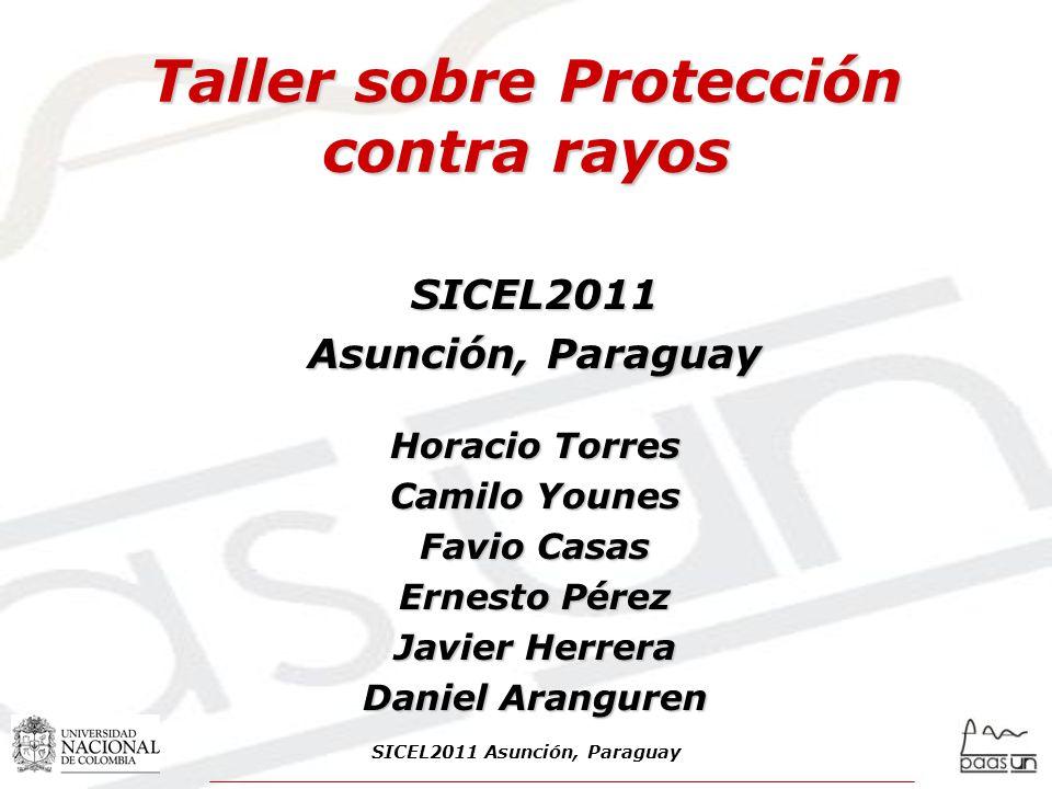 Taller sobre Protección contra rayos