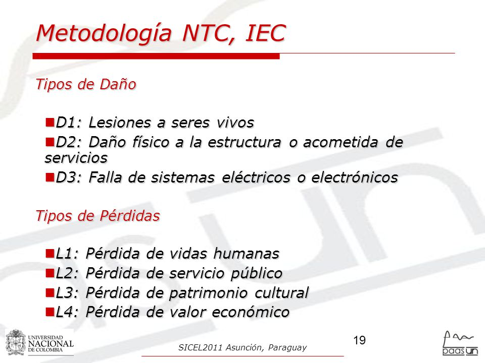 SICEL2011 Asunción, Paraguay