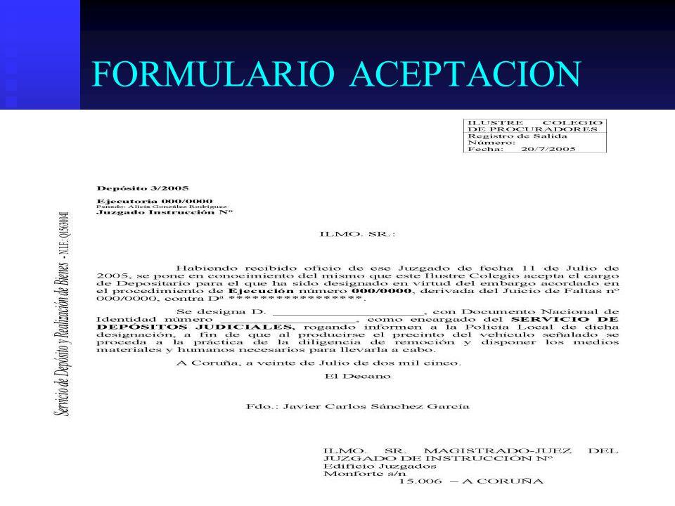 FORMULARIO ACEPTACION