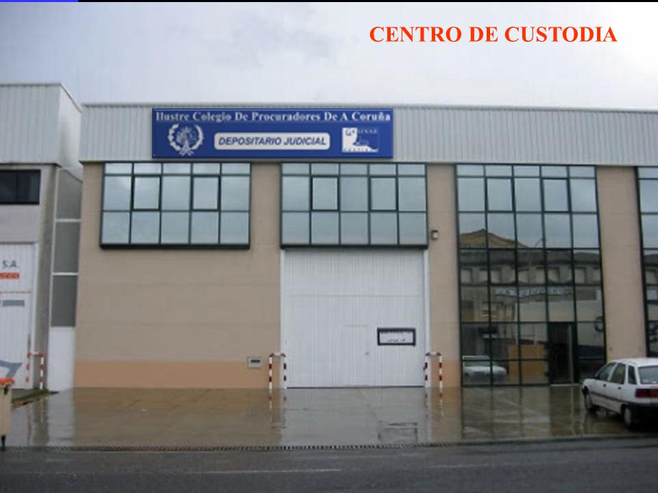 CENTRO DE CUSTODIA
