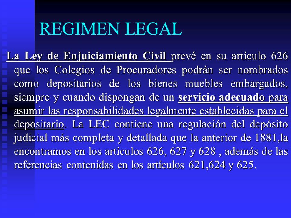 REGIMEN LEGAL