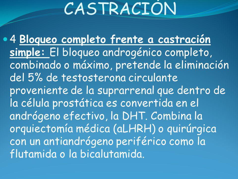 CASTRACIÓN