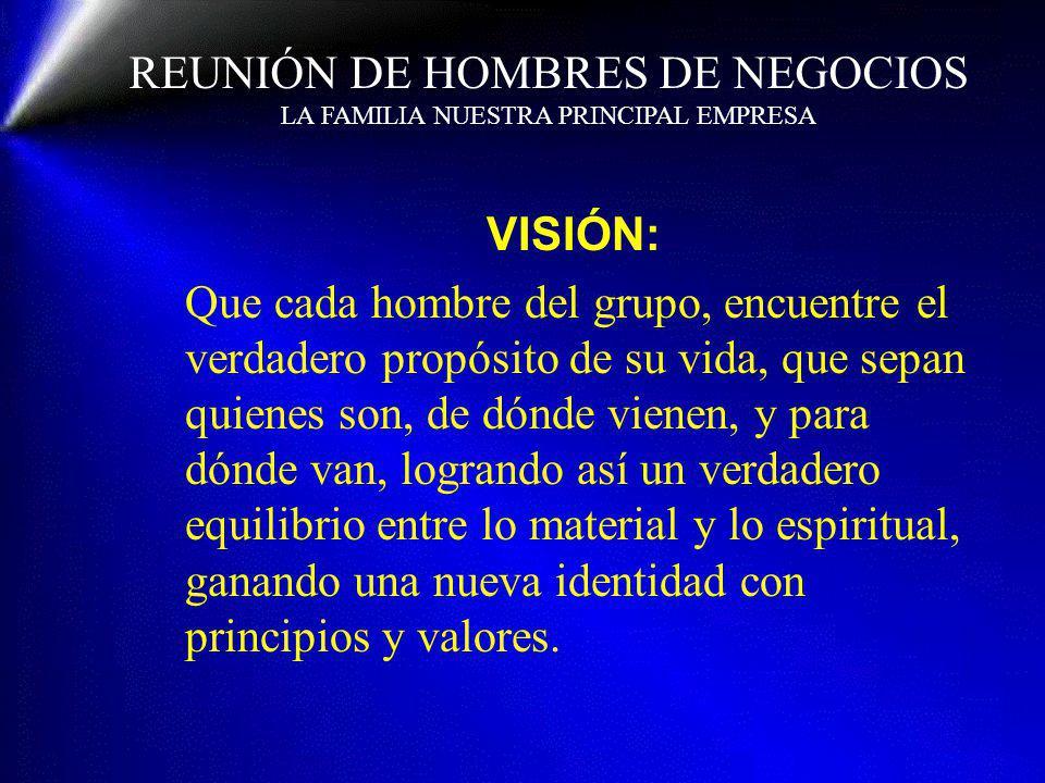 REUNIÓN DE HOMBRES DE NEGOCIOS