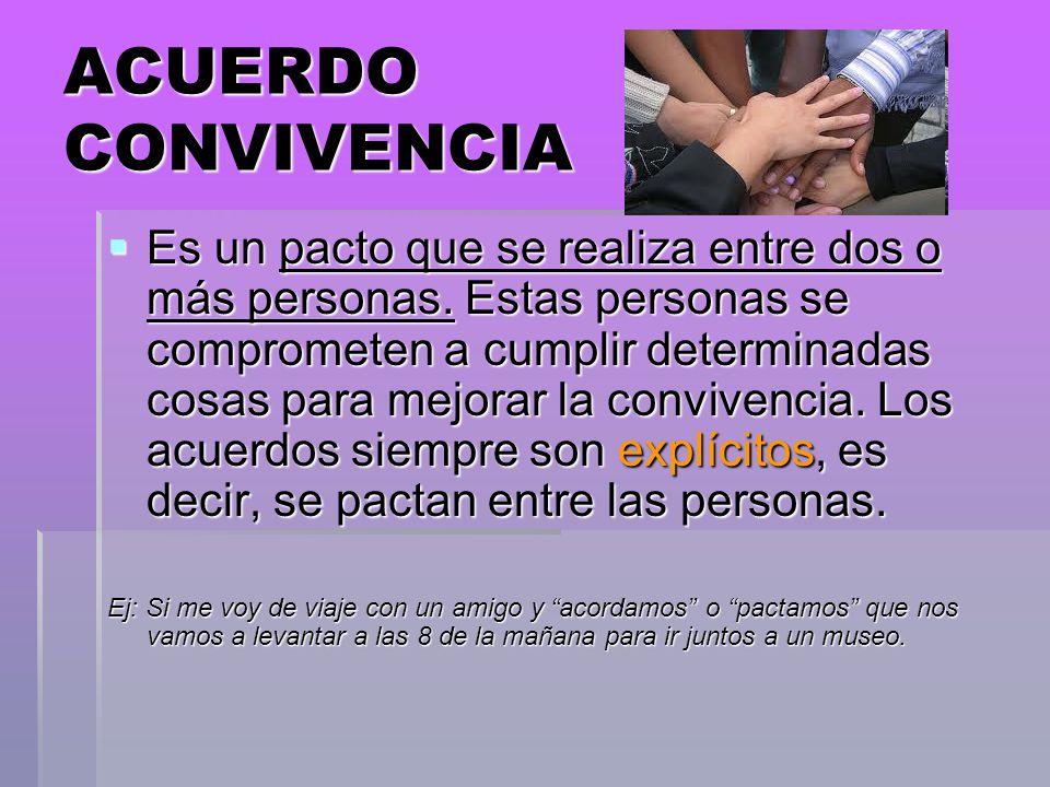 ACUERDO CONVIVENCIA