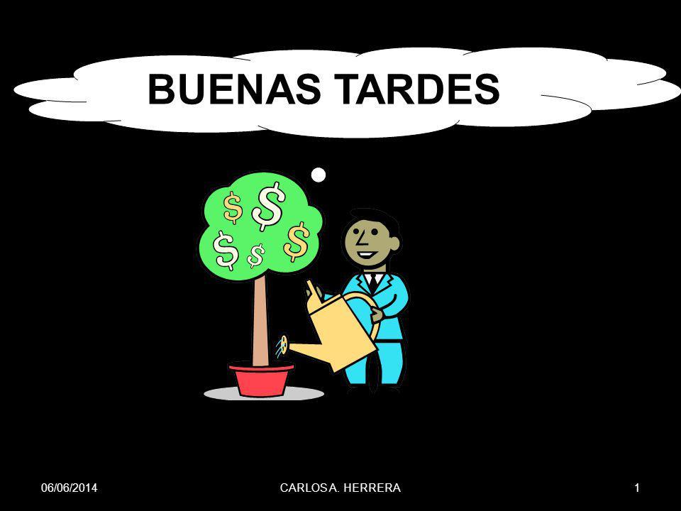 BUENAS TARDES 01/04/2017 CARLOS A. HERRERA