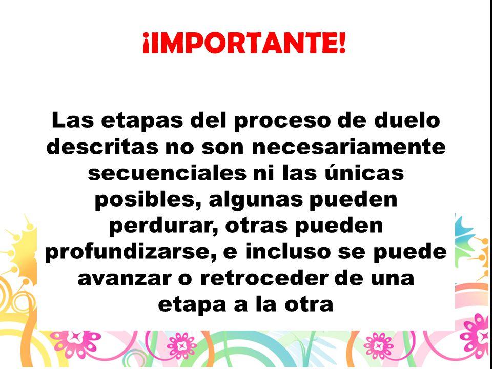 ¡IMPORTANTE!