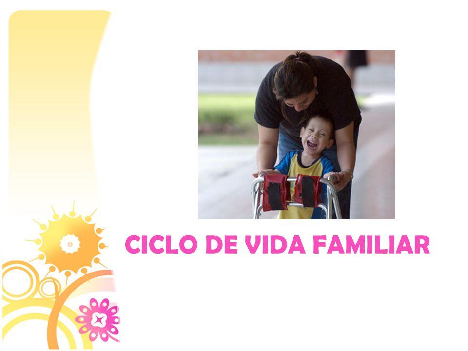 CICLO DE VIDA FAMILIAR