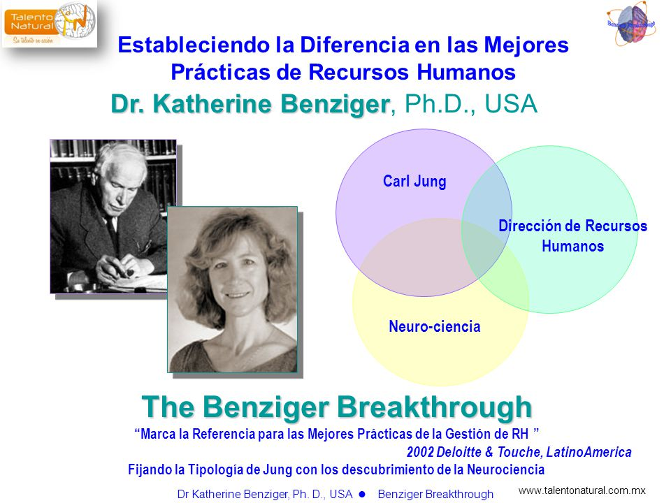 The Benziger Breakthrough