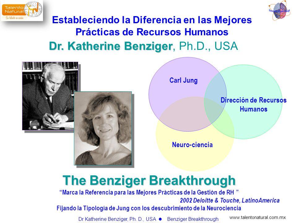 The Benziger Breakthrough
