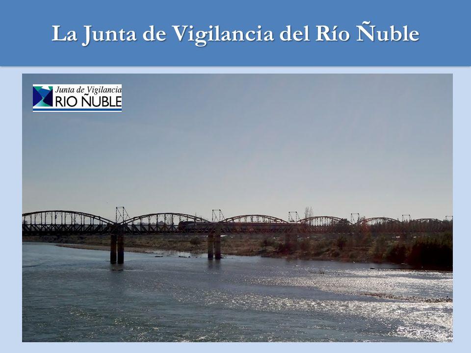 La Junta de Vigilancia del Río Ñuble