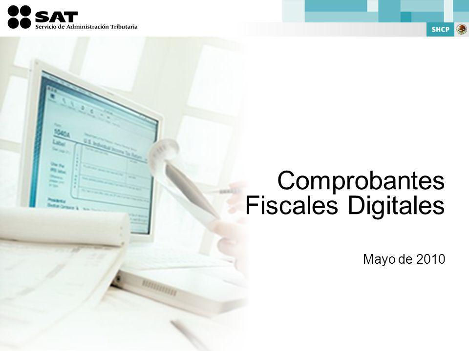Comprobantes Fiscales Digitales