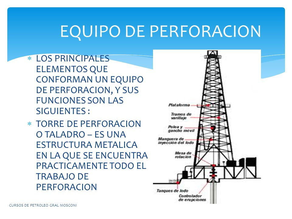 cursos de petr leo gral mosconi ppt video online descargar