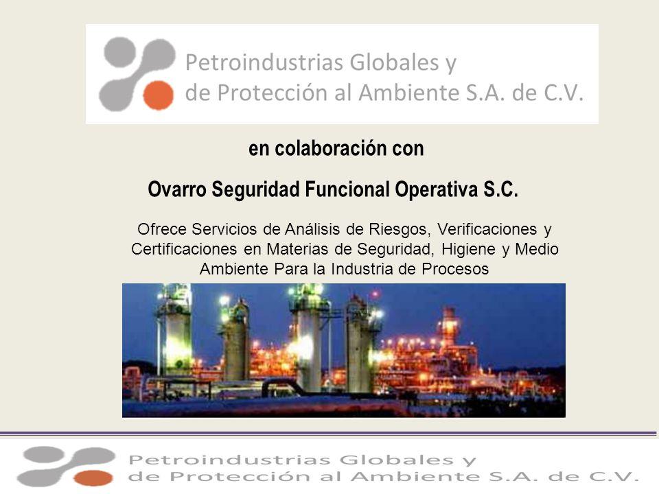 Ovarro Seguridad Funcional Operativa S.C.