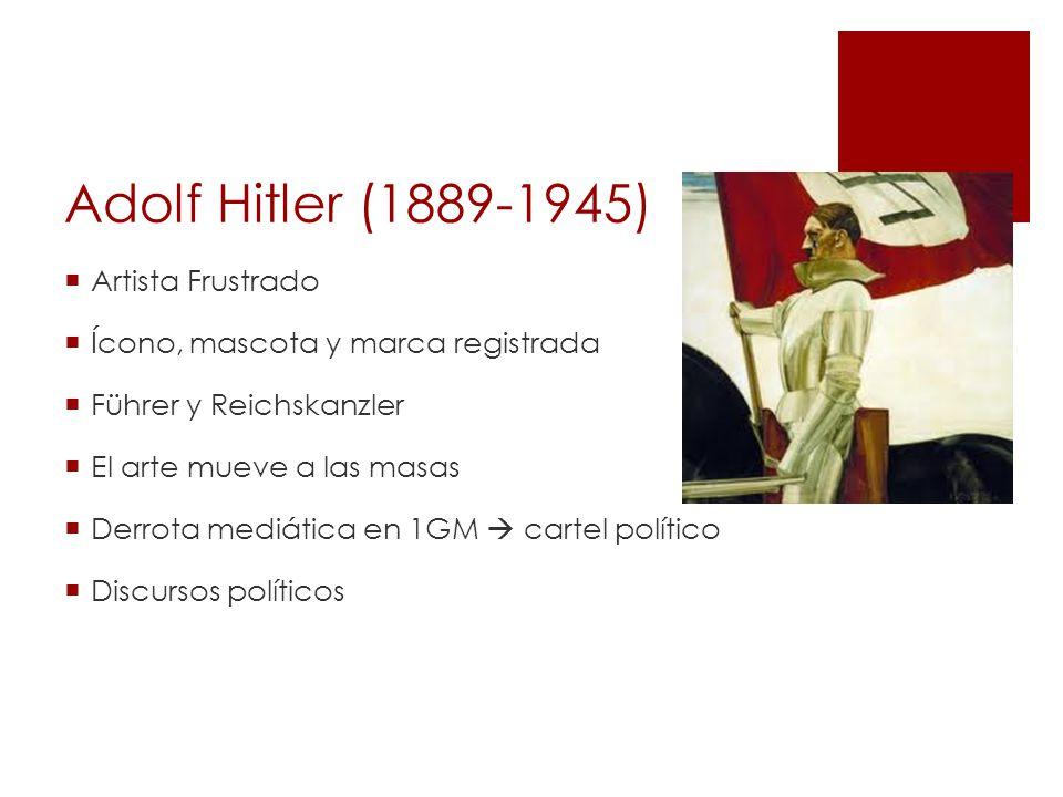 Adolf Hitler (1889-1945) Artista Frustrado