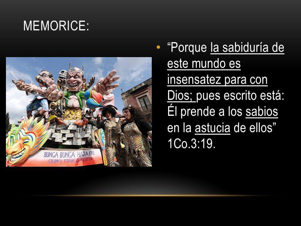 MEMORICE: