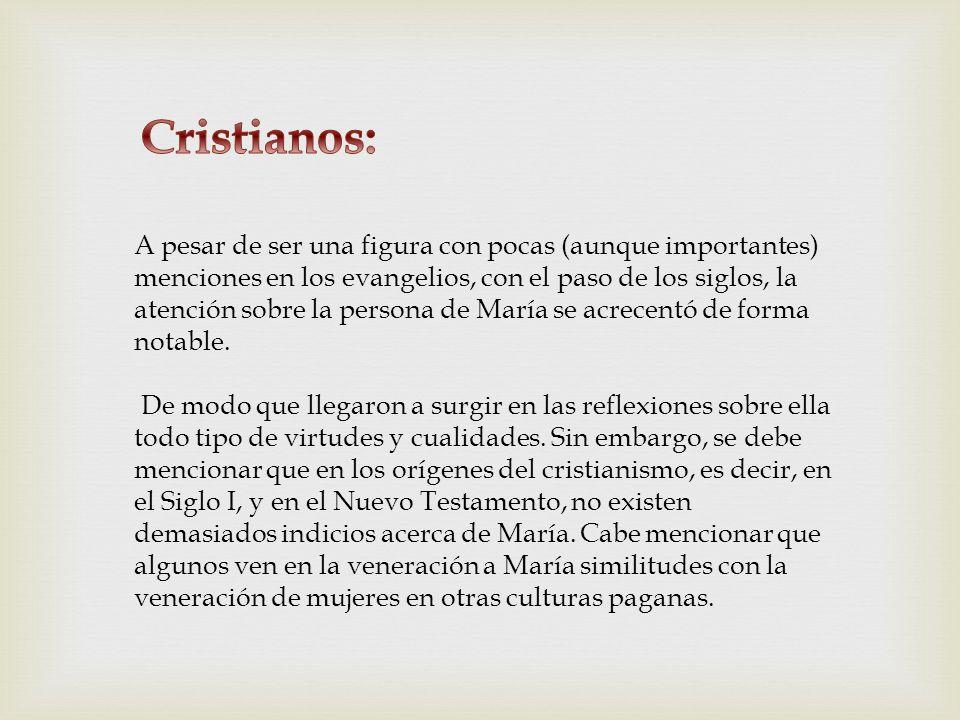 Cristianos: