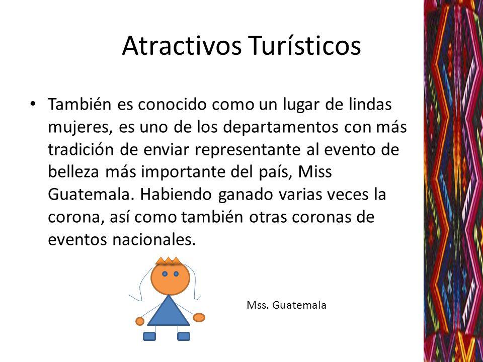 Atractivos Turísticos