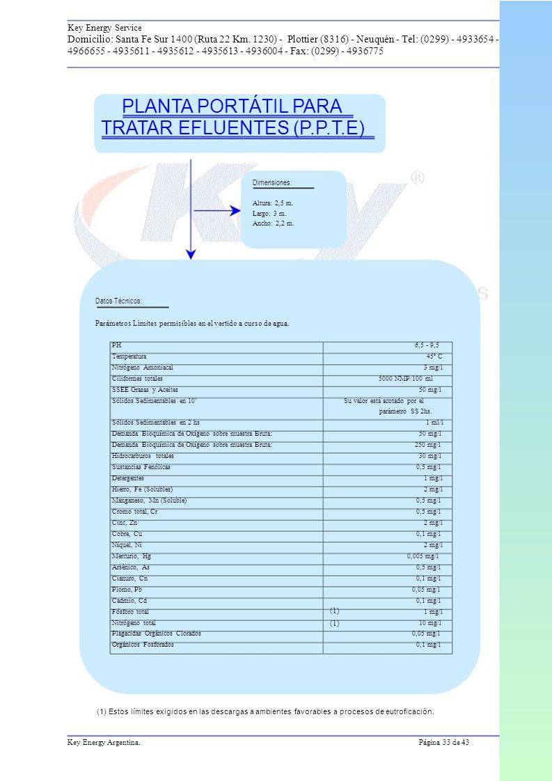 TRATAR EFLUENTES (P.P.T.E)