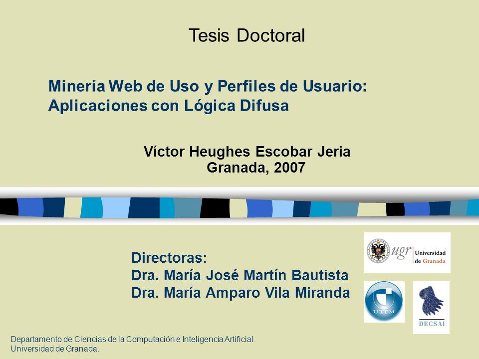 Víctor Heughes Escobar Jeria Granada, 2007