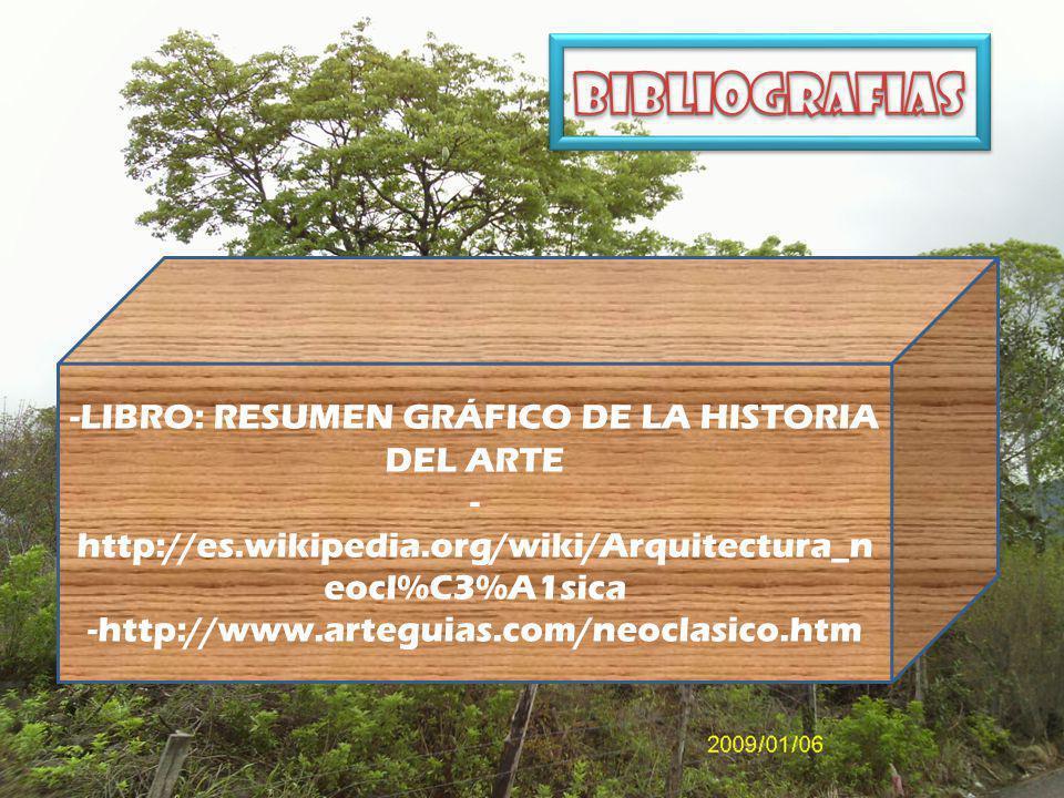 -LIBRO: RESUMEN GRÁFICO DE LA HISTORIA DEL ARTE