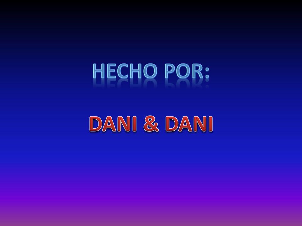 HECHO POR: DANI & DANI