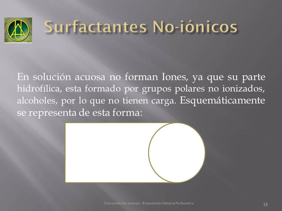 Surfactantes No-iónicos