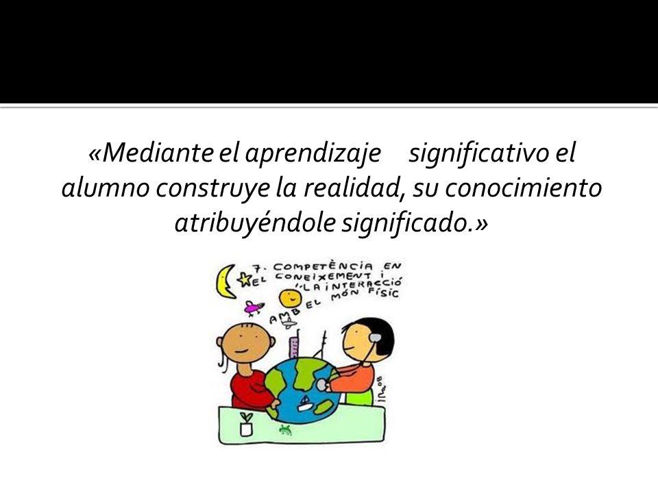 «Mediante el aprendizaje